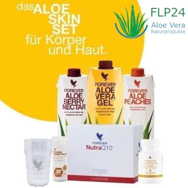 aloe skin Produkte-Set für Deine Haut