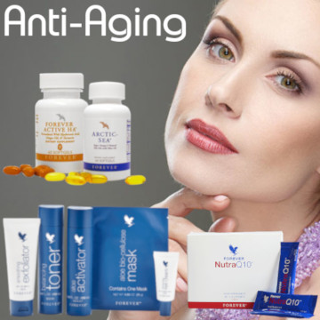 das ist beste Anti-Aging Kosmetik!