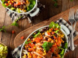 FLP24.ch Rezeptesammlung zu Forever Living Clean 9 - Burrito