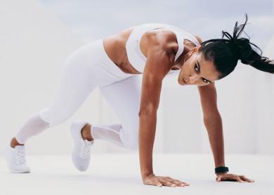 Muskeln aufbauen und Fett reduzieren: F15 setzt auf einen Mix aus Kraft und Ausdauer